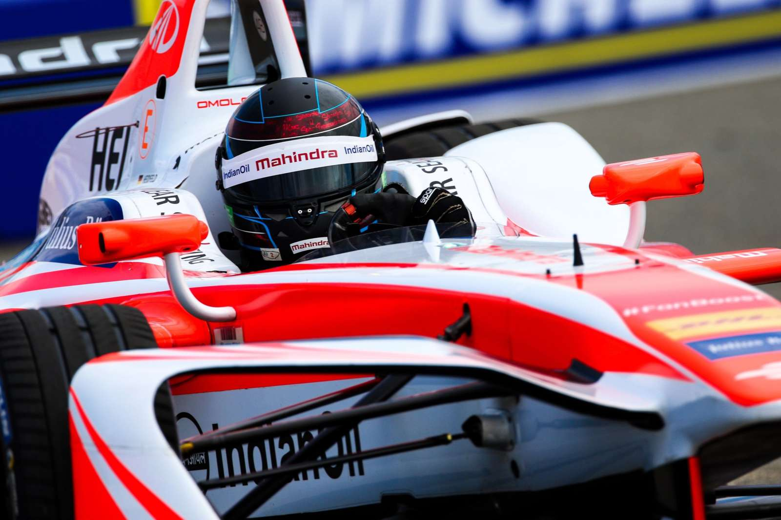 Mahindra Double Podium Finish