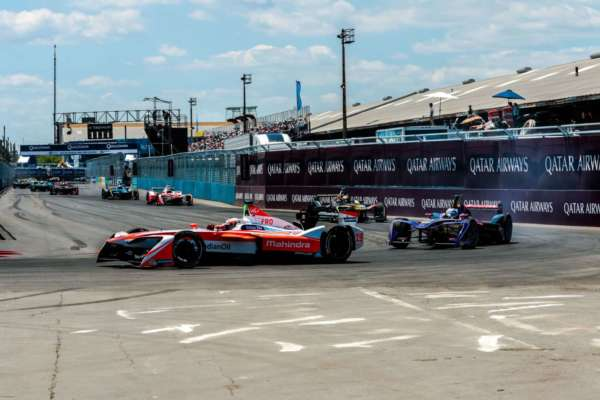 Mahindra Double Podium Finish (2)