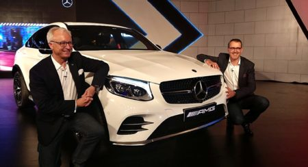 Mercedes-AMG GLC 43 4MATIC Coupe - India Launch (18)