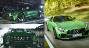 Mercedes-AMG GT-R India