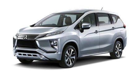 Mitsubishi Expander MPV Revealed 1