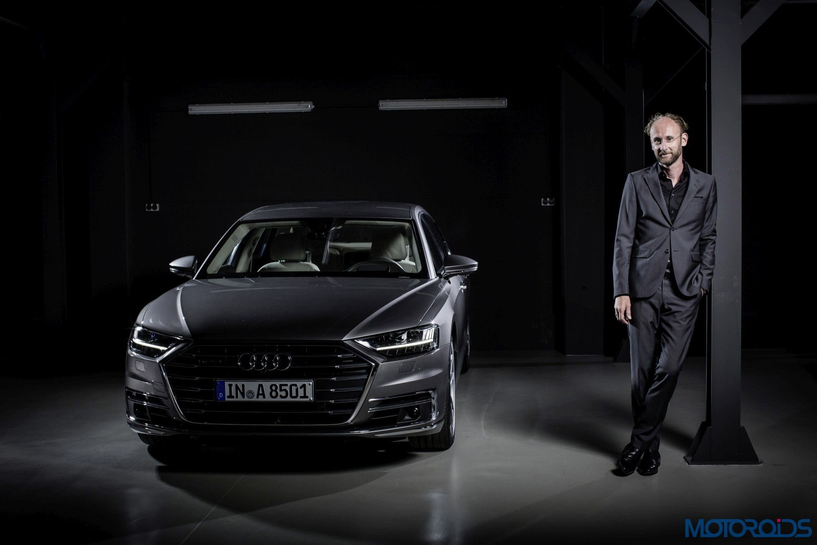 All New 2018 Audi A8 Unveiled Complete Details Images