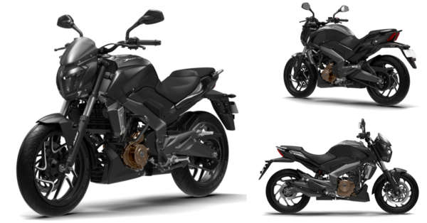 New Bajaj Dominar Matte Black Edition Launched – Featured Image