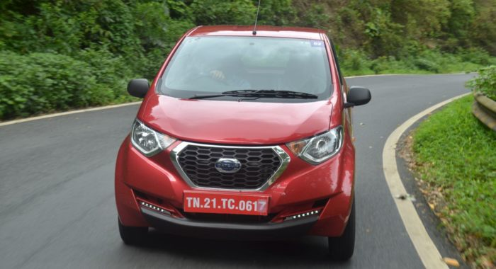 New Datsun redi-GO 1.0 First Drive Review