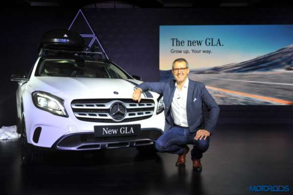New Mercedes-Benz GLA Class facelift launched (1)