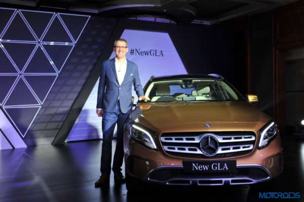 New Mercedes-Benz GLA Class facelift launched (2)