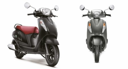 New Suzuki Access 125 - Matte - Feature Image