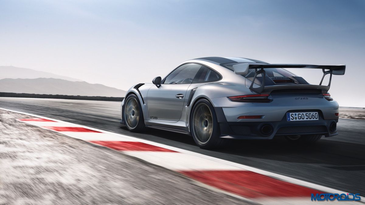 New Porsche 911 GT2 RS is Fastest and Most Powerful 911 Ever