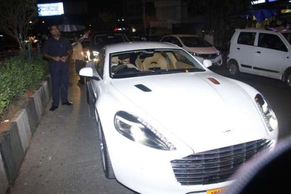 Ranveer Singh Aston Martin Rapide (3)