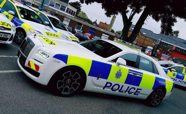 Rolls Royce Ghost Black Badge police car (1)