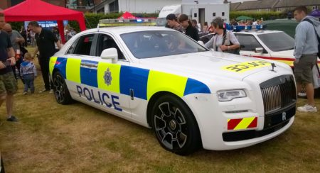 Rolls Royce Ghost Black Badge police car (2)
