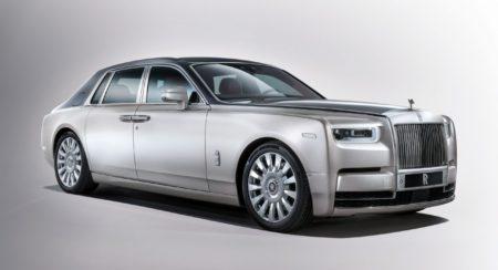 Rolls Royce Phantom VIII 17
