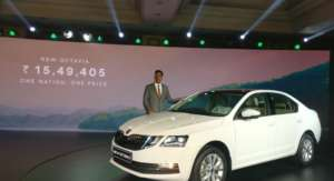 Skoda Octavia facelift launched in India (7)