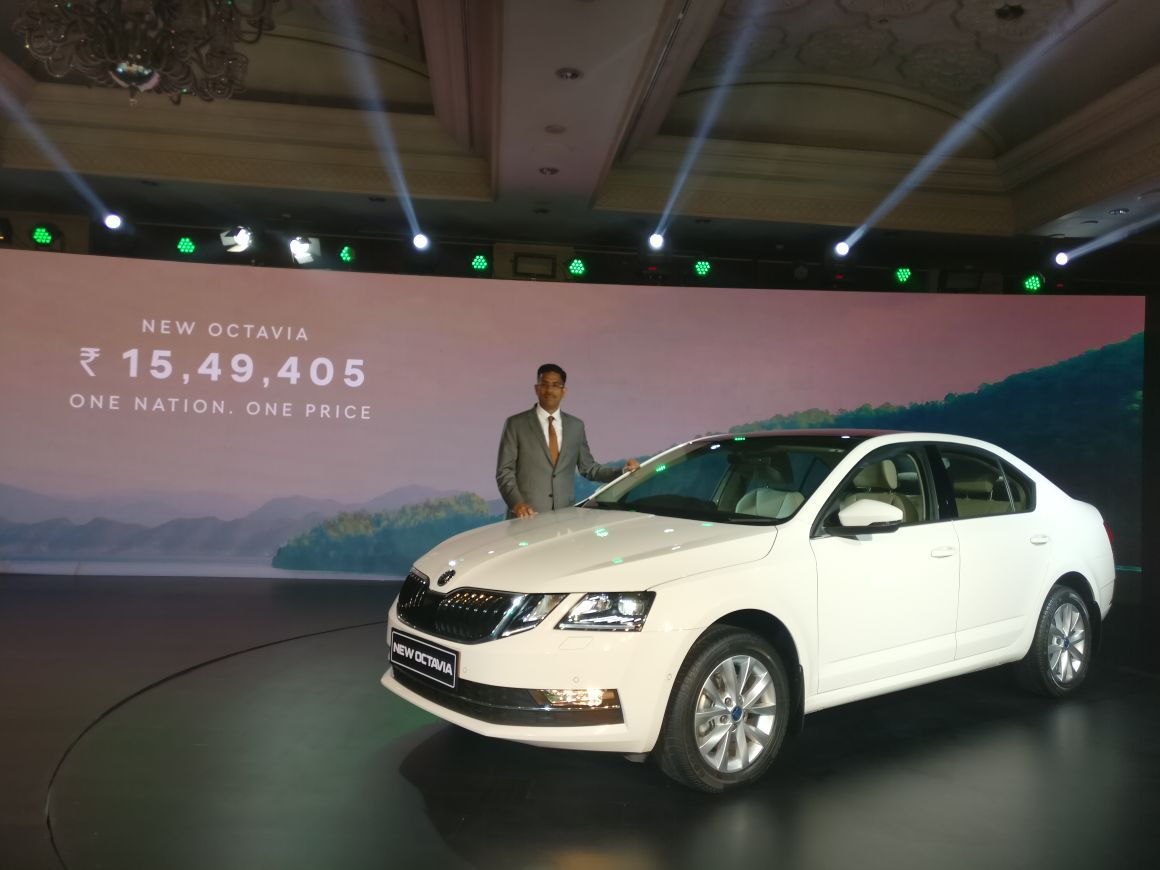 Skoda Octavia 2017 Launched. Read Here For Details