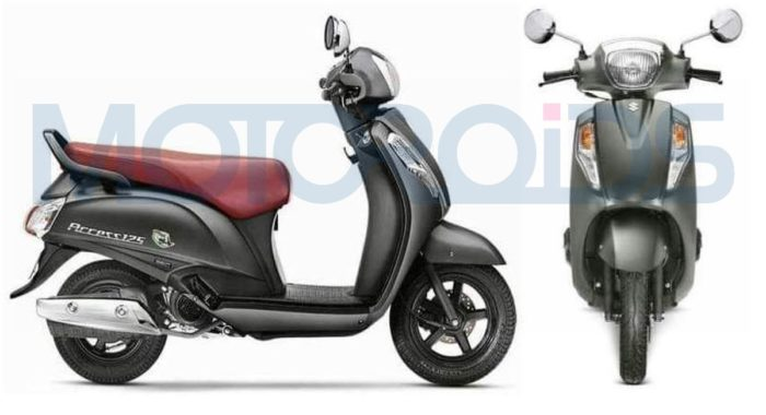 EXCLUSIVE: New Suzuki Access 125 Special Edition With Matte Paint Leaked