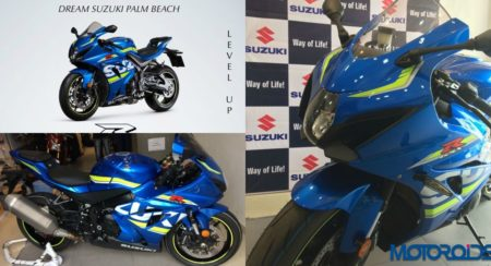 Suzuki GSXR1000 - Dream Suzuki Palm Beach - Feature Image