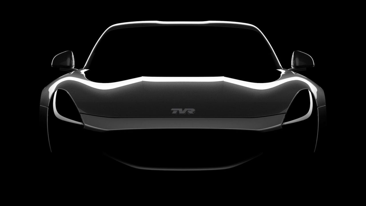 Upcoming 500 bhp tvr supercar teased more details revealed motoroids