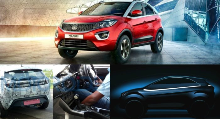 Official : Tata Nexon Performance Details Announced; To Be Launched This Festive Season