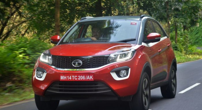 Tata NEXON Starts Arriving At Dealerships: Here Are All The Variant-wise Details