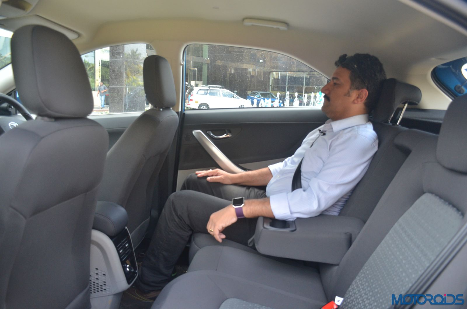 Tata-Nexon-rear-passenger-space