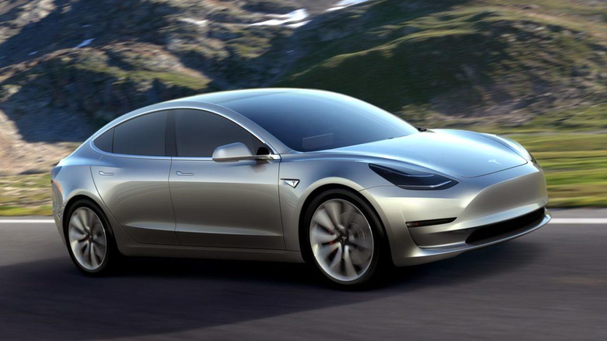 Tesla Model 3 003