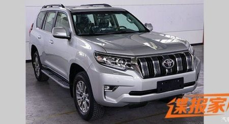 Toyota Land Cruiser Prado Spotted 006
