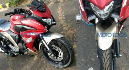 Yamaha Fazer 250 - Spied - Feature Image