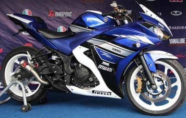 Yamaha Yzf R25 Spied Testing In Indonesia Launch Likely