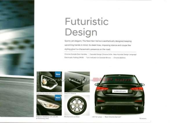 2017-Hyundai-Verna-facelift-brochure-leaked-4-600x425