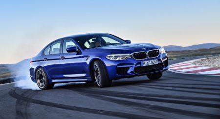 2018 BMW M5 (10)