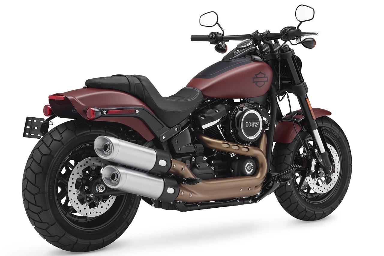 2018 Harley-Davidson Softails revealed With Big Changes ...