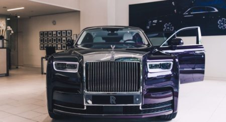 2018 Rolls-Royce Phantom London (1)