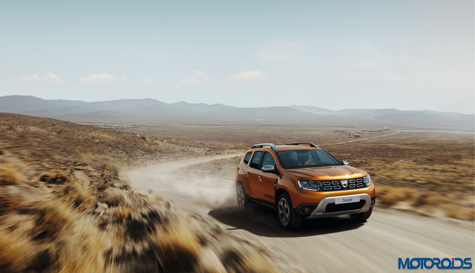 All-new Dacia Duster shown ahead of Frankfurt debut