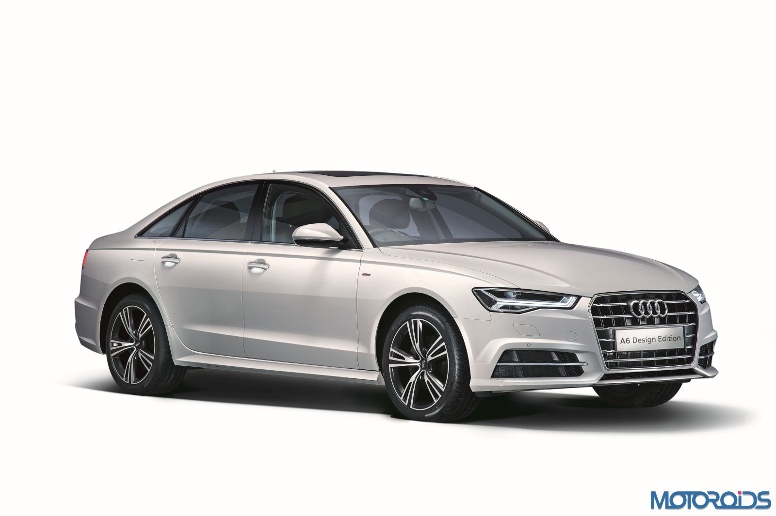 audi q7 and a6 design edition introduced in india motoroids. Black Bedroom Furniture Sets. Home Design Ideas