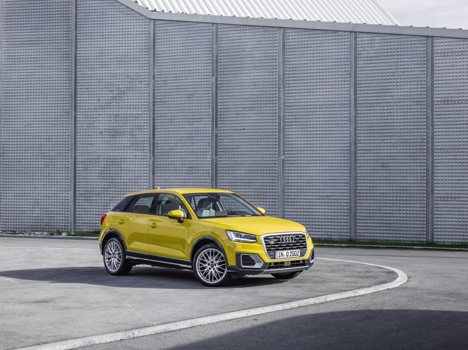 PS Audi Q2 2.0 TFSI Gets Quattro All-Wheel-Drive