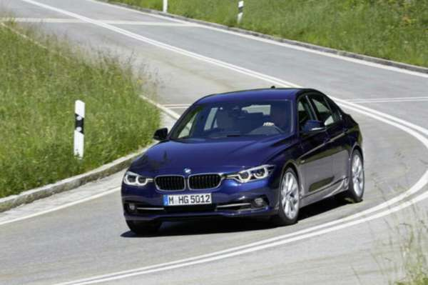 BMW 320d Edition Sport Launched In India (1)