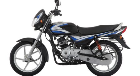 Bajaj CT100 ES Blue (2)