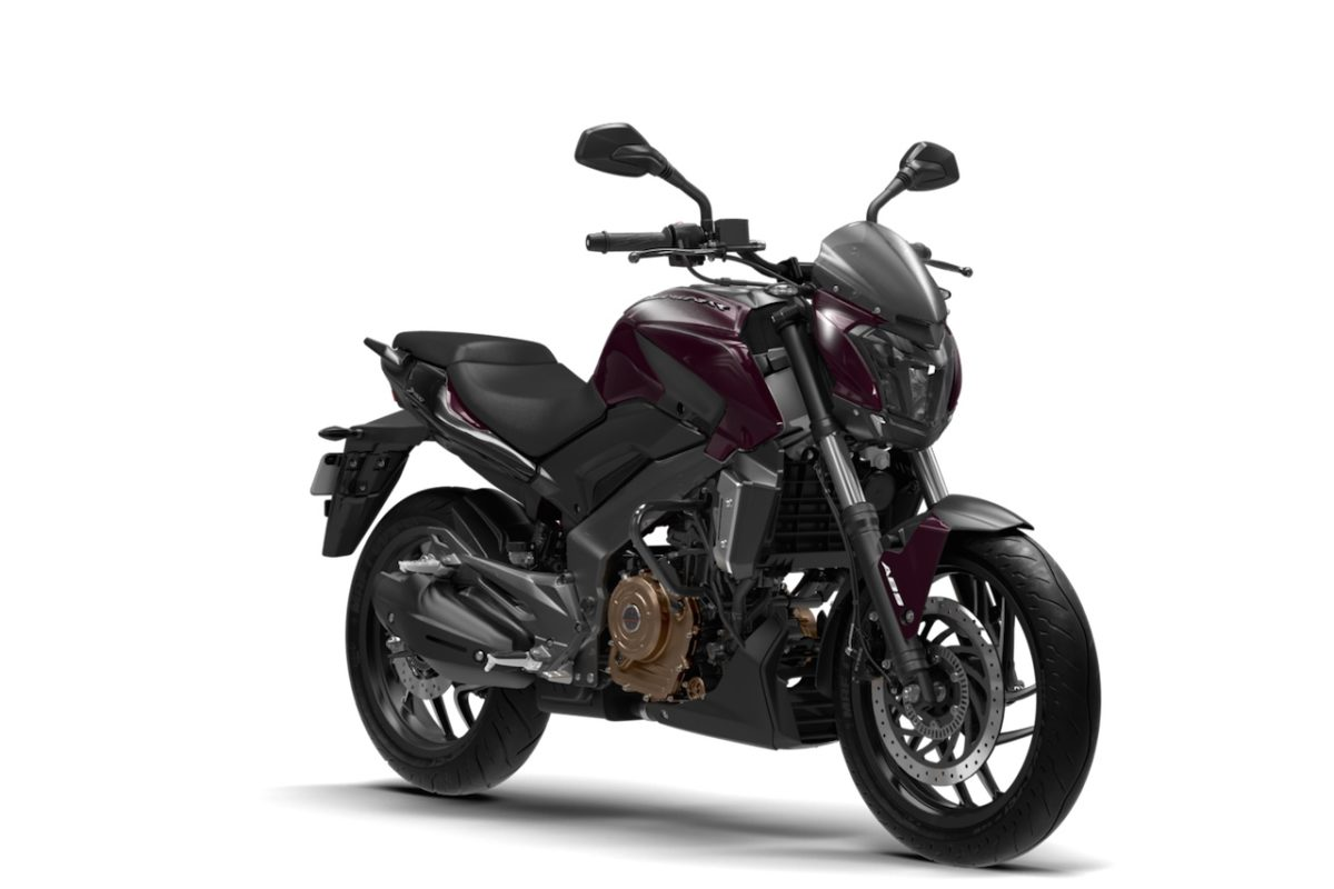 Bajaj Dominar 400 Twilight Plum