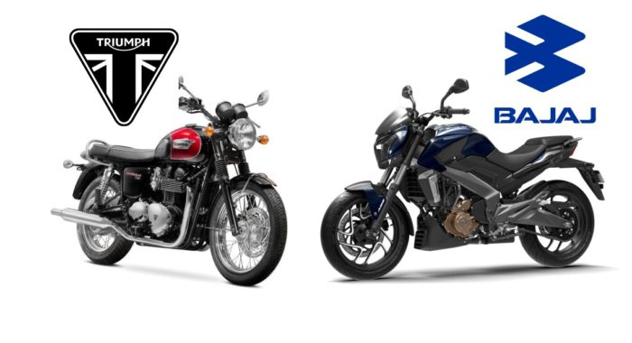 Bajaj and Triumph Announce Global Partnership: New Mid-Capacity Motorcycles to be Developed