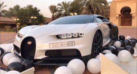 Bugatti Chiron Delivery (1)
