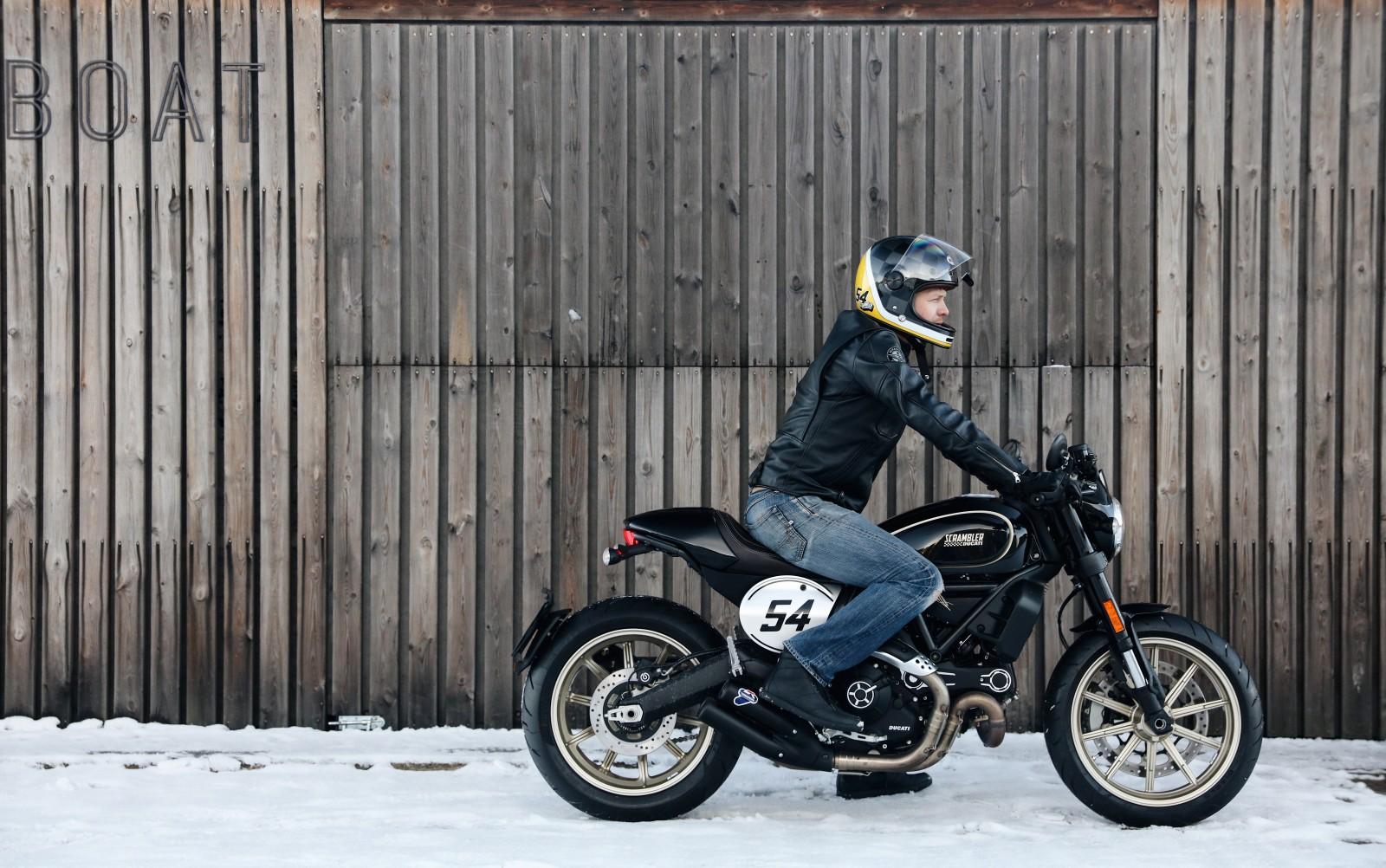 Ducati Scrambler Cafe Racer Launched In India Motoroids