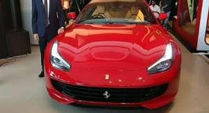 Ferrari GTC4Lusso India launch