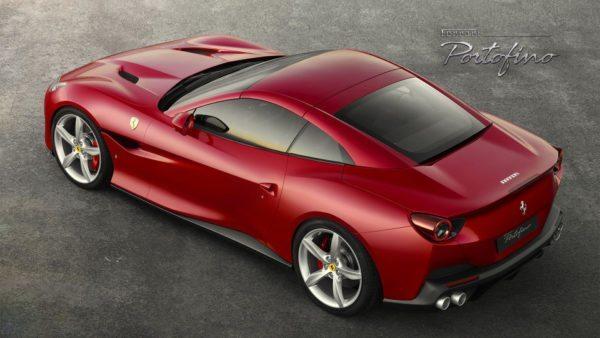 Ferrari Portifino Top