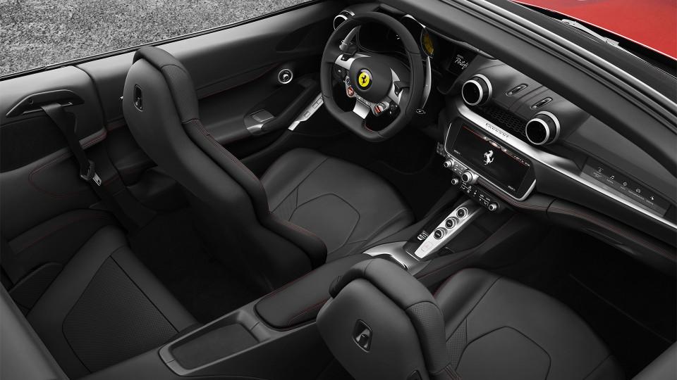 Ferrari-Portifino-cabin