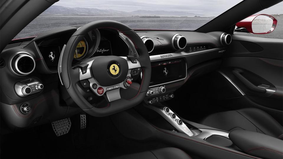 Ferrari-Portifino-cockpit