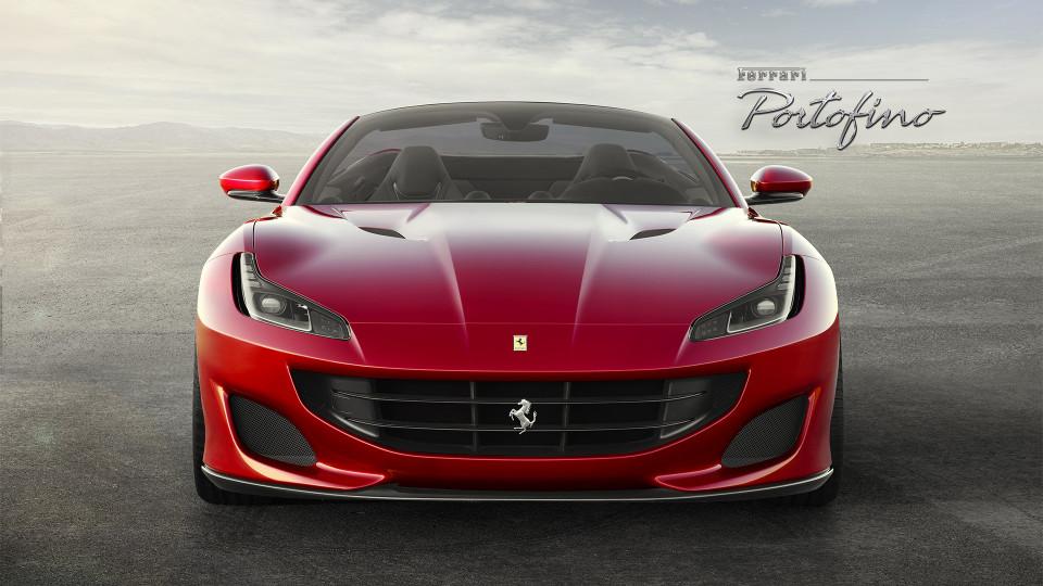Ferrari-Portifino-front