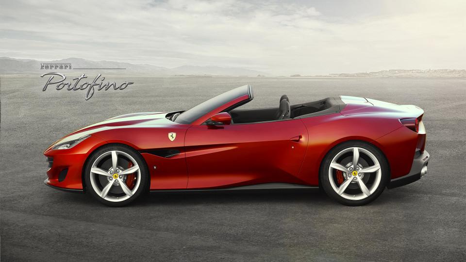 Ferrari-Portifino-side-profile