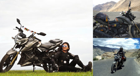 Gayatri Patel Rides From Kolhapur To Spiti Valley - Feature Image
