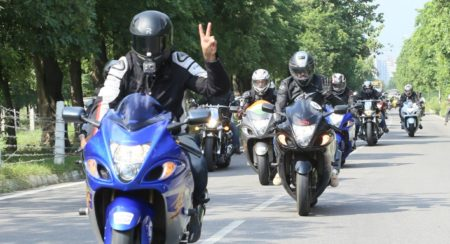 Suzuki unveils an exclusive community for Hayabusa owners in India – Creed