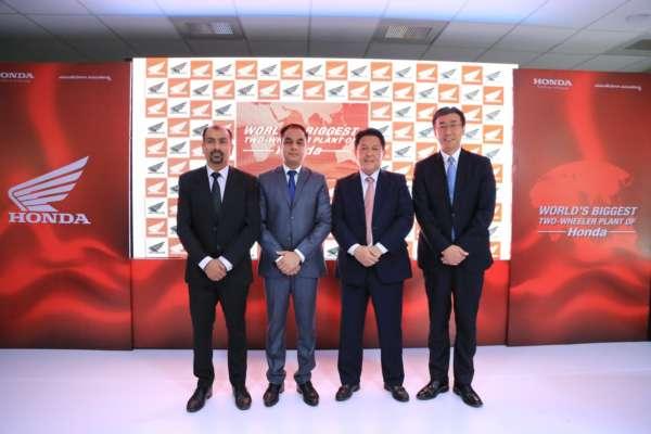 Honda2Wheelers-India-Inaugurates-4th-Assembly-Line-1-600x400